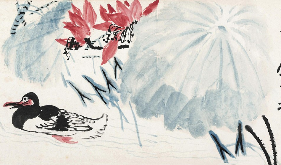 qi-baishi_lotus-flowers-and-wild-duck.jpg